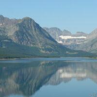 Lake Shernurne Glacier