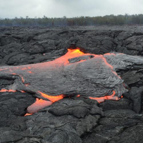Big Island, Volcano NP
