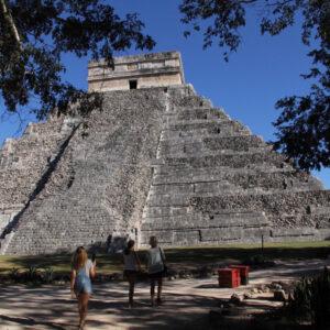 Celine's trip to Yucatan, Mexico