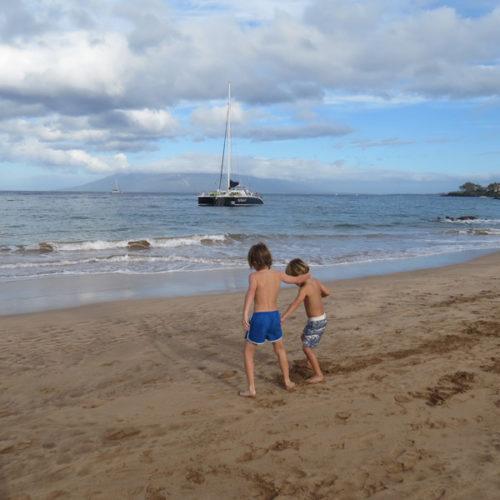 Makuna beach