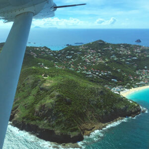 Chloe's trip to St Barth