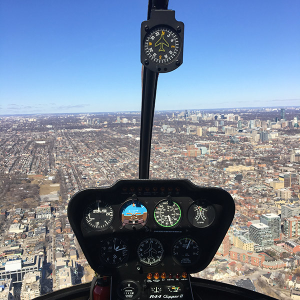 City-trip-Toronto-Helicopter-Tour